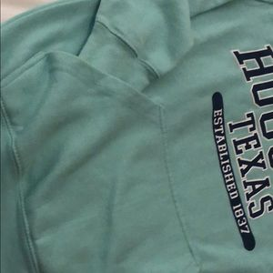 Tops - Houston Texas Hoodie with front pocket